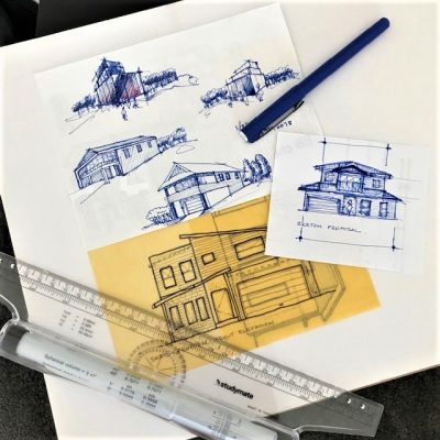 Design House and Drafting Studio